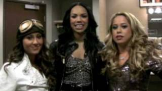 Sabrina Bryan Vidblog 38: Happy Holidays From the Cheetah Girls