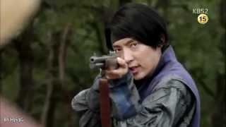 Joseon Gunman -  Revenge to his father