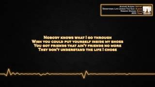 August Alsina - Nobody Knows [Lyrics]