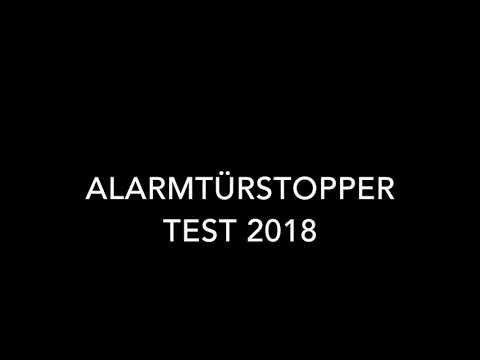 Alarm Türstopper Test 2018 - die besten 5 im Vergleich