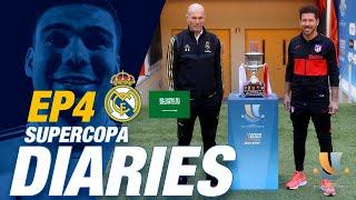 Casemiro, Carvajal, Ramos & Zidane preview Real Madrid's Spanish Super Cup final vs Atlético Madrid