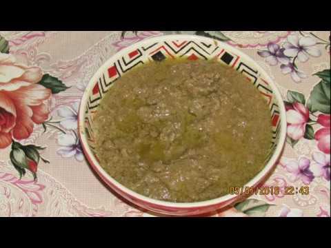 Салат с печенью телячей