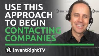 Use This Approach to Begin Contacting Companies