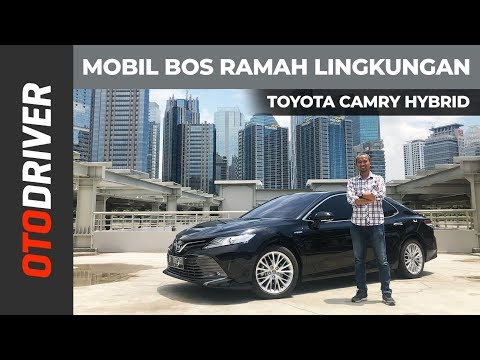 Toyota Camry Hybrid 2019   Review Indonesia   OtoDriver