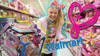 BUYING EVERY JOJO PRODUCT AT WALMART!!!