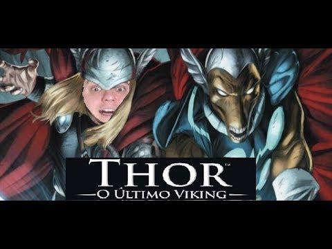 Quadrinhos: Thor O Último Viking
