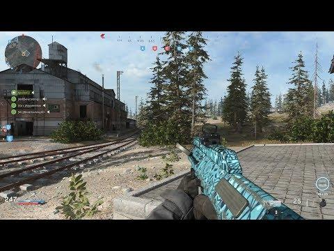 Call of Duty Modern Warfare: Ground War Gameplay (No Commentary)
