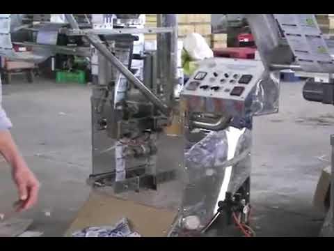 Máy đóng gói dạng bột tải trục vít