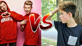 Jacob Sartorius (By Your Side) VS Marcus & Martinus (Without You)