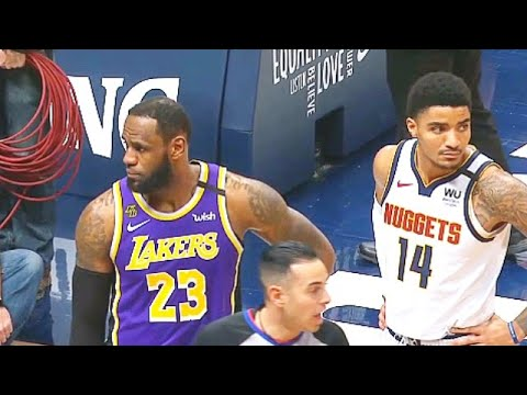 Lakers Vs Nuggets News Videos The Las Vegas Journal