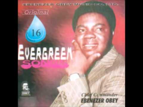 Ebenezer Obey- Ori Lafi N Meran Lawo