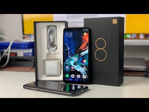 Recensione Xiaomi Mi 8 Pro con MIUI 10 e lettore impronte sotto al display