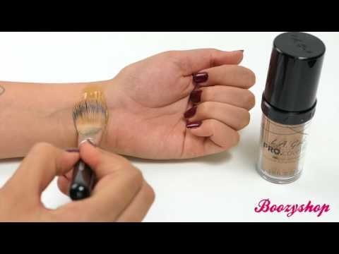 LA Girl LA Girl Pro Coverage HD Liquid Foundation Bronze
