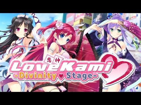 LoveKami: Divinity Stage - Steam Launch Trailer thumbnail
