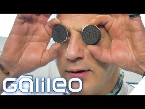 Oreos selbst gemacht - Schmecken sie besser als das Original?   Galileo   ProSieben