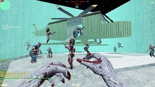 Counter Strike 1.6 - Zombie Escape - Jurassicpark | World War