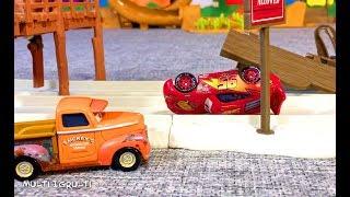 Мультики про Машинки для Детей Тачки Молния Маквин Все серии подряд #23