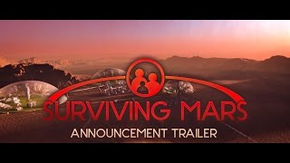 Surviving Mars STEAM cd-key EU