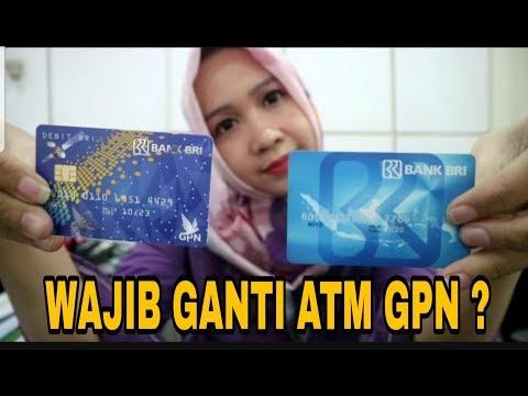 Ganti ATM GPN Bank BRI wajib kah?