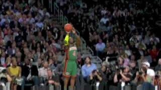 NBA ALL STAR 2009 SLAM DUNK CONTEST HIGHLIGHTS