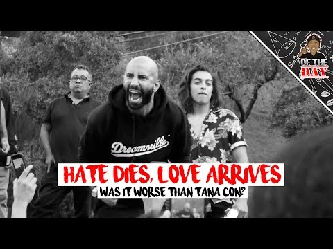 fouseyTUBE #HateDiesLoveArrives & Aftermath - L OF THE DAY