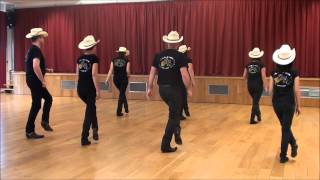 WATCHA RECKON Line Dance (Dance & Teach in French)