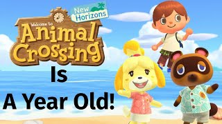 Animal Crossing: New Horizons is Officially a Year Old! - Eli Guy
