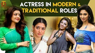 Actress in Modern and Traditional Roles   Actress Modern Wear   Thamizh Padam