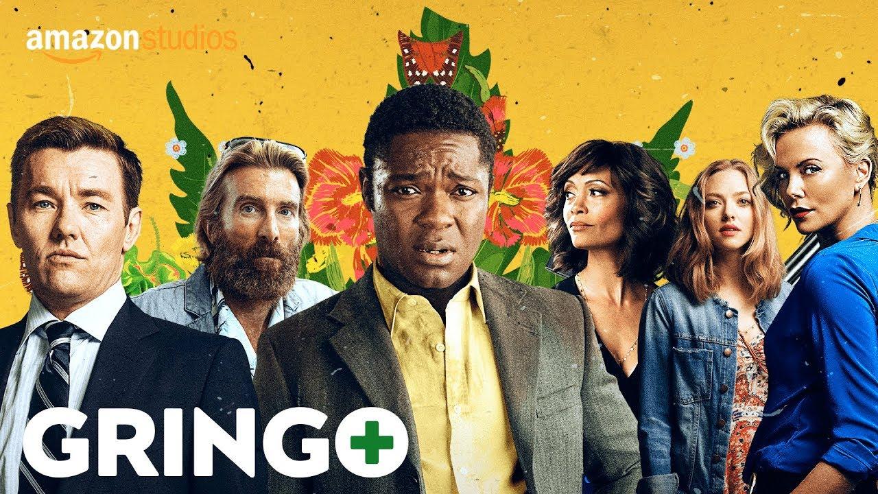 Video trailer för Gringo - Official Redband Trailer [HD] | Amazon Studios