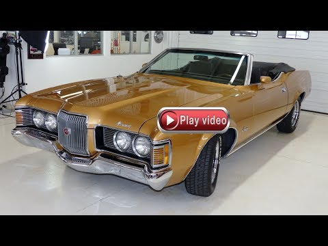 Video of '72 Cougar - QQQY