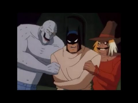 Batman The Animated Series 'Trial'