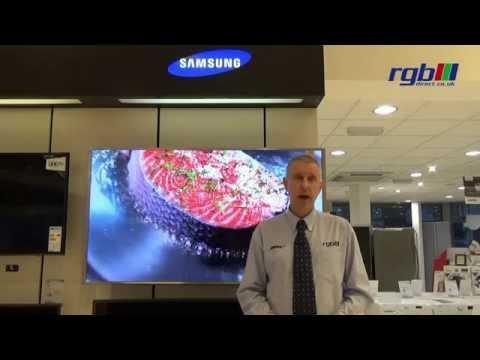 Samsung JS8000 Ultra HD 4K TV Review - UE55JS8000