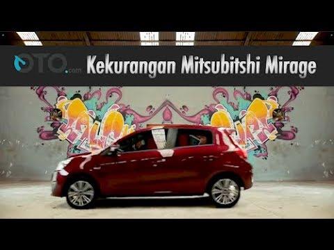 Kekurangan Mitsubishi Mirage I OTO.Com