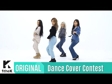 [1theK Dance Cover Contest] MAMAMOO(마마무) _ Gogobebe(고고베베)(mirrored Ver.)