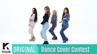 [1theK Dance Cover Contest] MAMAMOO(마마무) _ gogobebe(고고베베)(mirrored ver.)