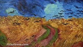 Thumbnail of the video 'Amsterdam's Van Gogh Museum'