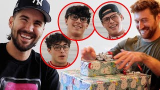 VLOG SQUAD'S SECRET SANTA WITH SWAY HOUSE!!