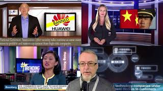 Telecom Industry Shake-up