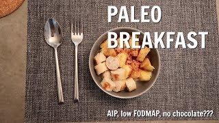 Autoimmune Paleo (AIP)  Breakfast  + IBS SIBO Parasites And Diet Talk