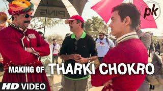 Exclusive: Making of 'Tharki Chokro' Video Song - PK