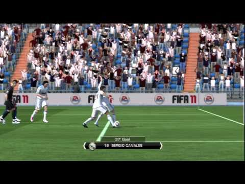 FIFA 11 HD Gameplay 'PS3' | 360 | PC | DS | Wii | PSP