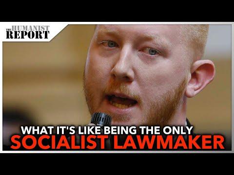 "Socialist Lawmaker Lee Carter Admits Governing Made Him ""Miserable"""