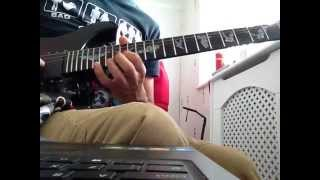 Rise To Remain - Bridges Will Burn (Guitar Solo Cover)