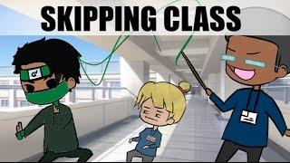 SKIPPING CLASS! Running From Teachers: PART ONE