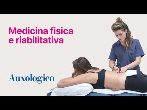 La  medicina fisica e riabilitativa ambulatoriale in Auxologico