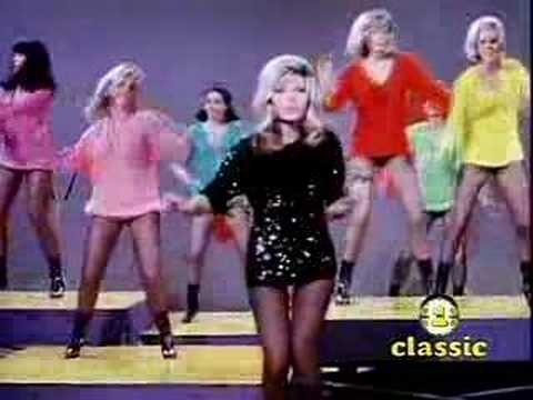 Nancy Sinatra - These Boots Are Made For Walkin' video