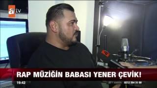 Yener Çevik Atv Ana Haberde