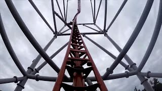TOP 10 SCARIEST ROLLER COASTERS RIDES!