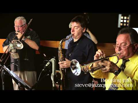 Here I am accompanying Steve Johnson and the Jazz Legacy in a promotional video.