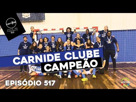Ep. 517 - Carnide Clube Campeão Distrital de Futsal Feminino
